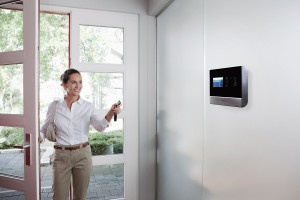 ABUS Ulivest Melder und Komponenten für die Verbindung der Alarmanlage fürs Haus und Smart Home - www.graefit.de