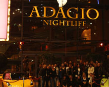Referenz von Graef IT - Adagio Nightlife
