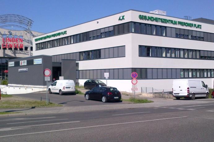 Referenz von Graef IT - Gesundhetszentrum AOK