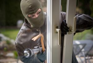 Einbrecher und ihre Tricks