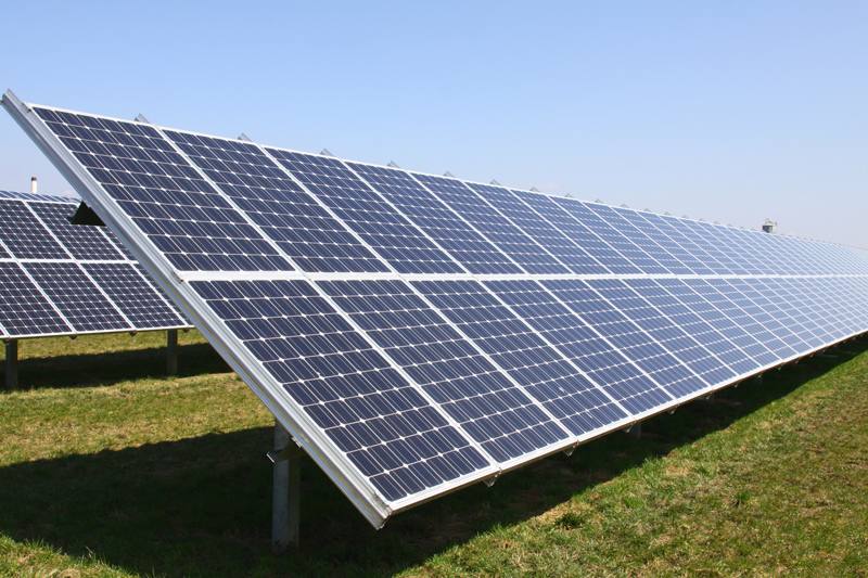 Sicherheit für Solarparks