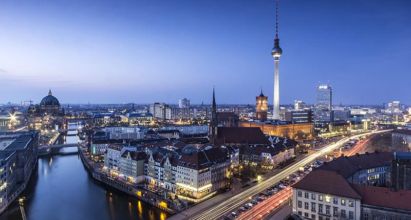 Weniger Einbrüche in Berlin