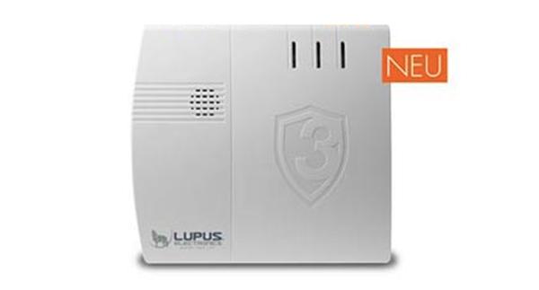 Das neue Alarmsystem LUPUSEC XT3